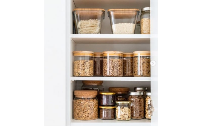 Systematic Jar System - Image by Michelle