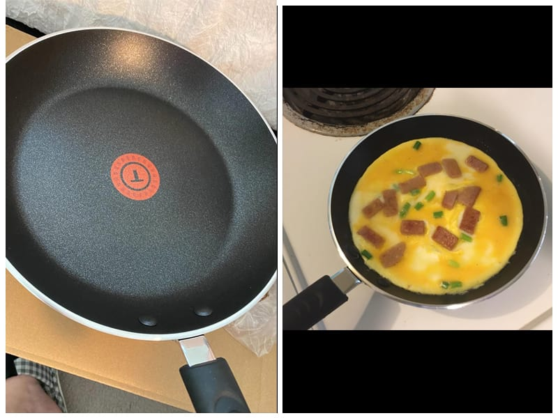 T-Fal Ultimate Hard-Anodized Nonstick Pan review