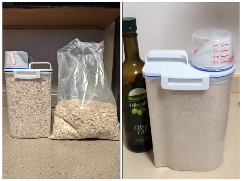 TBMax Cereal Storage Containers review
