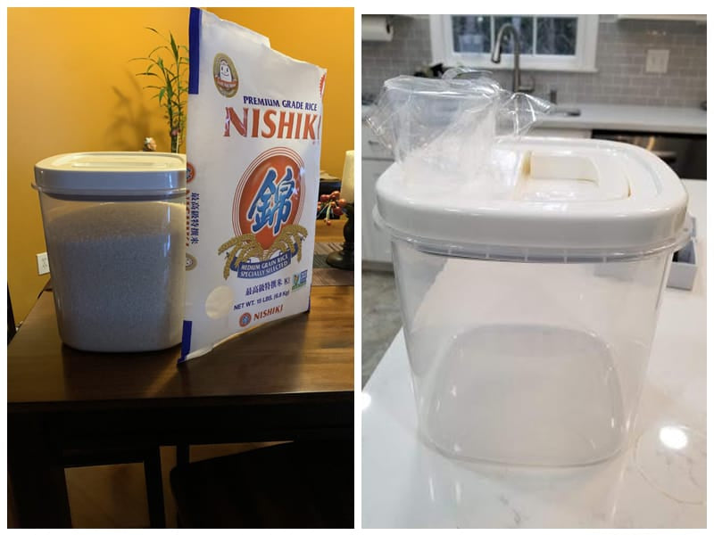 TBMax Large Airtight Rice Storage Container review