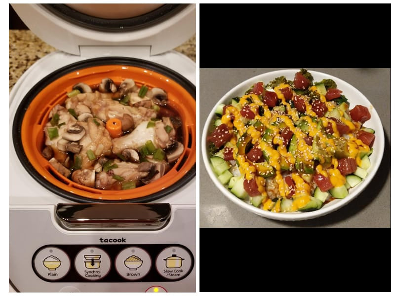 Tiger Multi-Function Rice Cooker and Steamer review