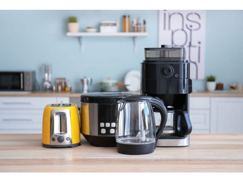 Different Household Appliances