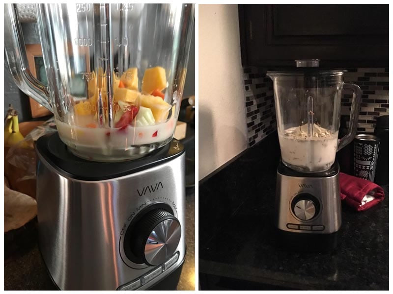 VAVA Professional Countertop Glass Blender review