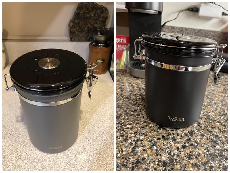 Veken Airtight Stainless Steel Food Container review