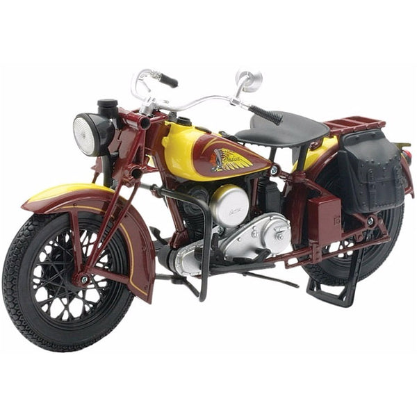 MOTO NEW RAY INDIAN SPORT SCOUT ESCALA 1/12
