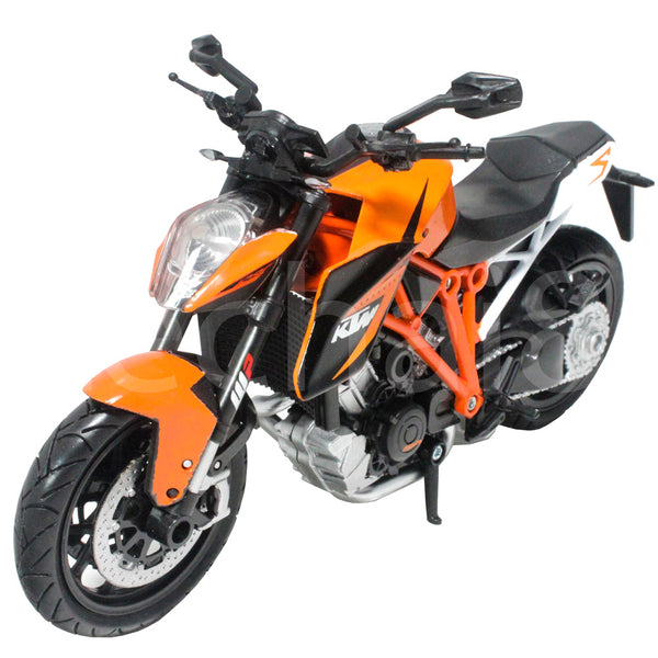 MOTO NEW RAY KTM 1290 SUPERDUKE R ESCALA 1/12