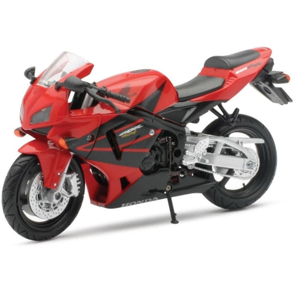 MOTO NEW RAY HONDA CBR600R STREET BIKE ESCALA 1/12