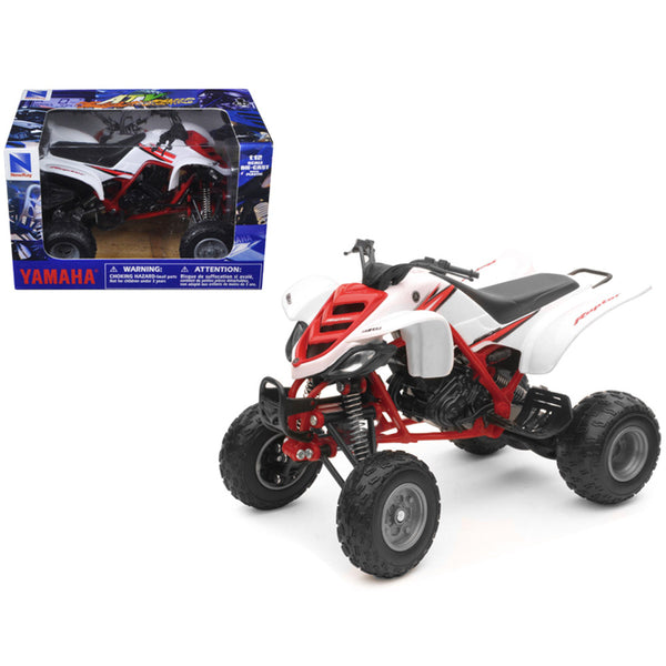 MOTO NEW RAY YAMAHA RAPTOR 660K ATV ESCALA 1/12