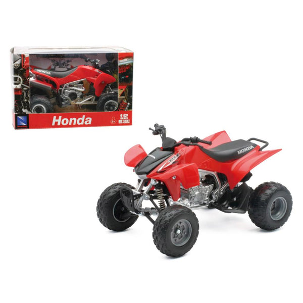 MOTO NEW RAY HONDA TRX 450R ATV ESCALA 1/12