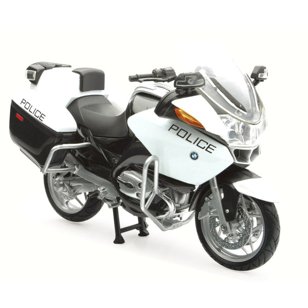 MOTO NEW RAY BMW R1200RT-P US POLICE BIKE ESCALA 1/12