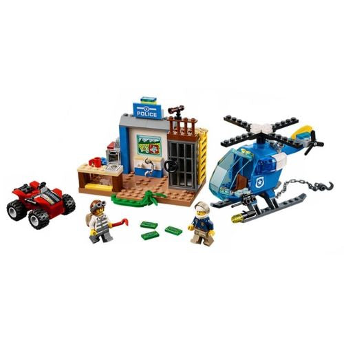 LEGO JUNIORS - MOUNTAIN POLICE CHASE 10751
