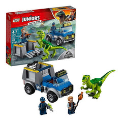 LEGO JUNIORS - RAPTOR RESCUE TRUCK 10757