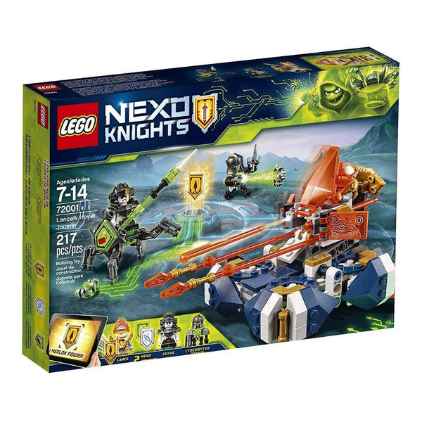 LEGO NEXO KNIGHTS - LANCE S HOVER JOUSTER 72001