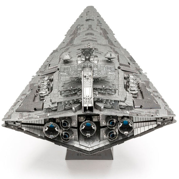 MINIATURA DE MONTAR METAL EARTH - ICONX STAR WARS - IMPERIAL STAR DESTROYER ICX130 OUTROS