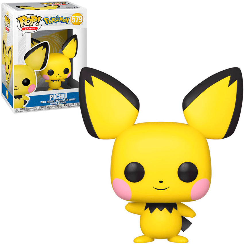 FUNKO POP GAMES POKÉMON - PICHU 579
