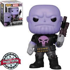 FUNKO POP MARVEL EXCLUSIVE - THANOS (EARTH-18138) 751