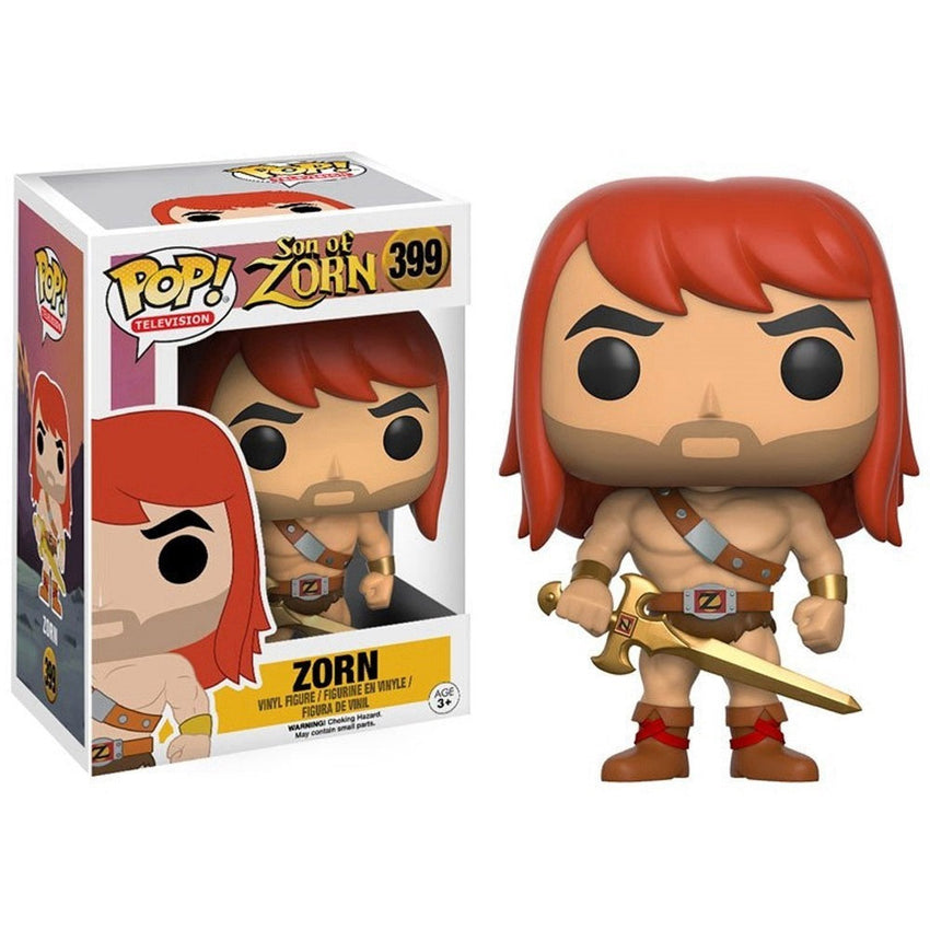 FUNKO POP TELEVISION SON OF ZORN - ZORN 399