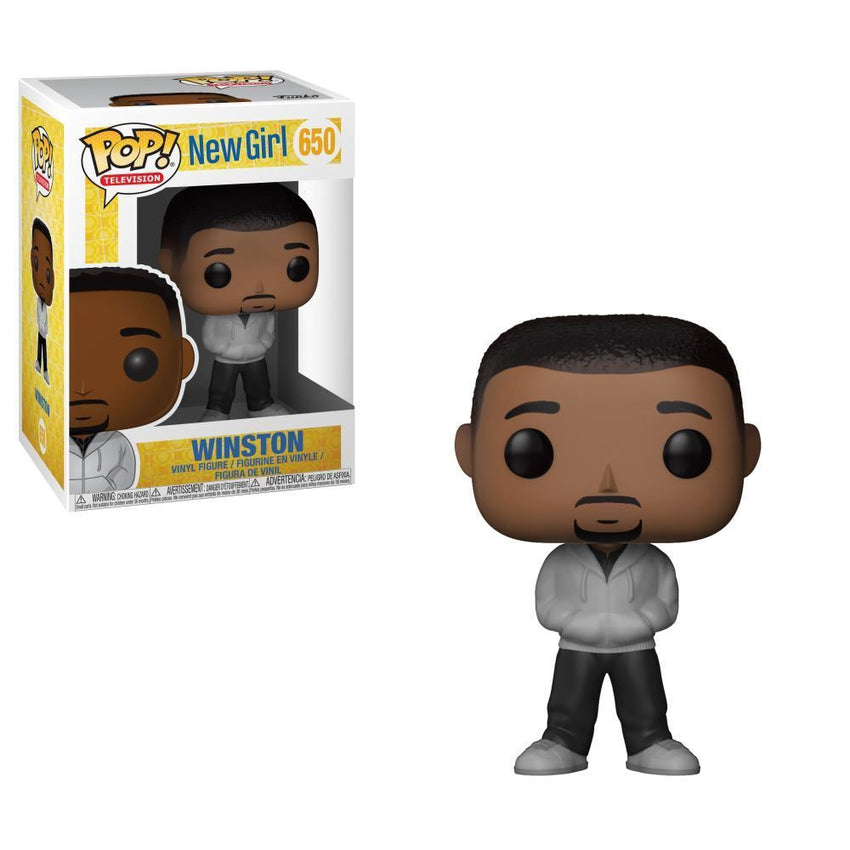 FUNKO POP TELEVISION NEW GIRL - WINSTON 650