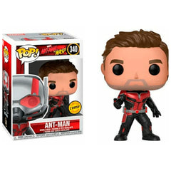 FUNKO POP CHASE MARVEL ANT-MAN AND THE WASP - ANT-MAN 340