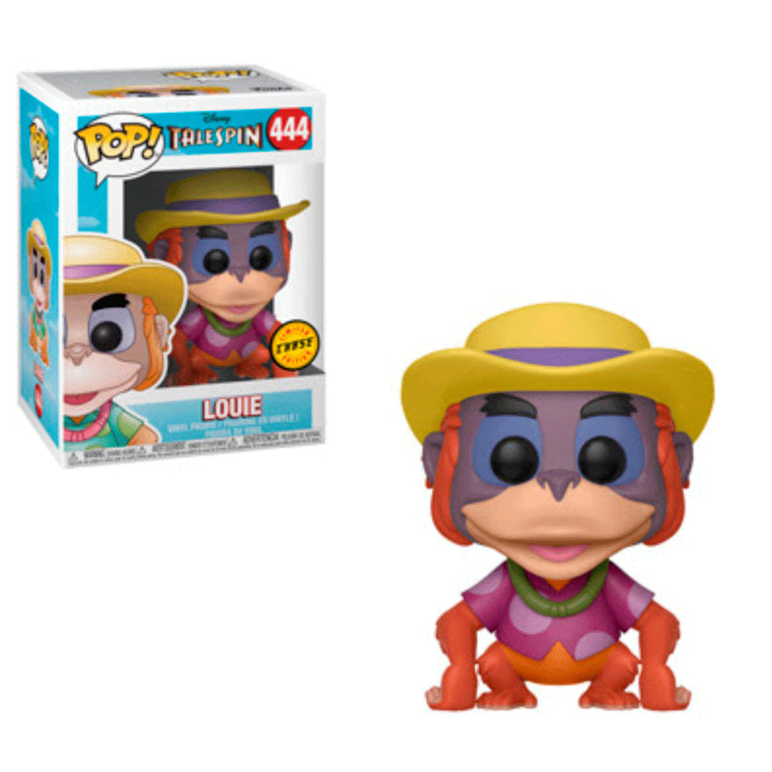 FUNKO POP CHASE DISNEY TALESPIN - LOUIE 444