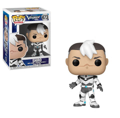 FUNKO POP ANIMATION VOLTRON - SHIRO 473