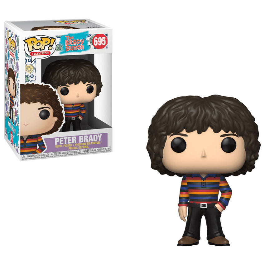 FUNKO POP TELEVISION THE BRADY BUNCH - PETER BRADY 695