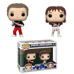 FUNKO POP SNL SATURDAY NIGHT LIVE - SPARTAN CHEERLEADERS 2PACK