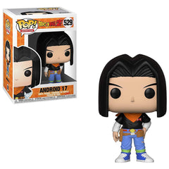 FUNKO POP ANIMATION DRAGON BALL Z - ANDROID 17 529