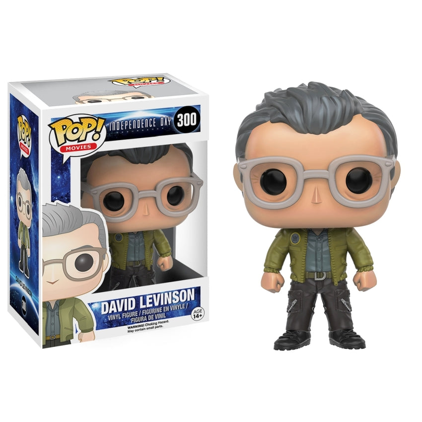 FUNKO POP MOVIES INDEPENDENCE DAY - DAVID 300