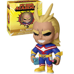 BONECO FUNKO 5 STAR MY HERO ACADEMIA - ALL MIGHT