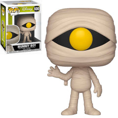 FUNKO POP DISNEY NIGHTMARE BEFORE CHRISTMAS - MUMMY BOY 600