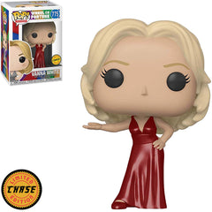 FUNKO POP CHASE TELEVISION WHEEL OF FORTUNE - VANNA WHITE 775