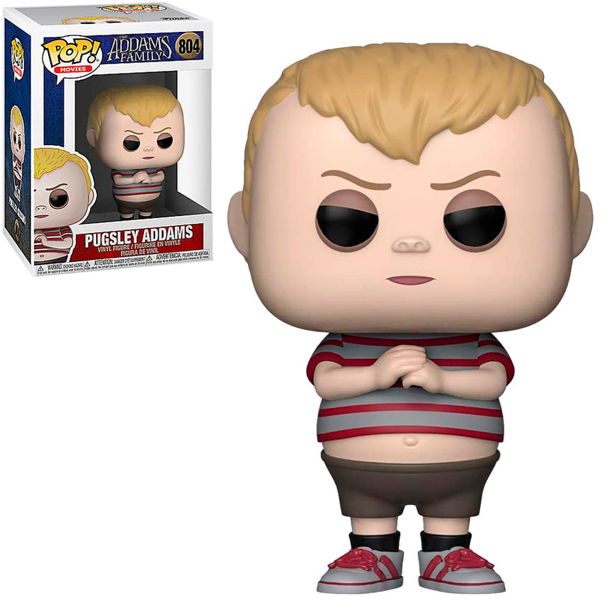 FUNKO POP MOVIES THE ADDAMS FAMILY - PUGSLEY ADDAMS 804