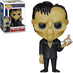 FUNKO POP MOVIES THE ADDAMS FAMILY - LURCH WITH THING 805