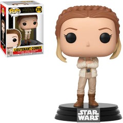 FUNKO POP STAR WARS: RISE OF SKYWALKER - LIEUTENANT CONNIX 319