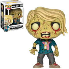 FUNKO POP GAMES CALL OF DUTY EXCLUSIVE - SPACELAND ZOMBIE 148
