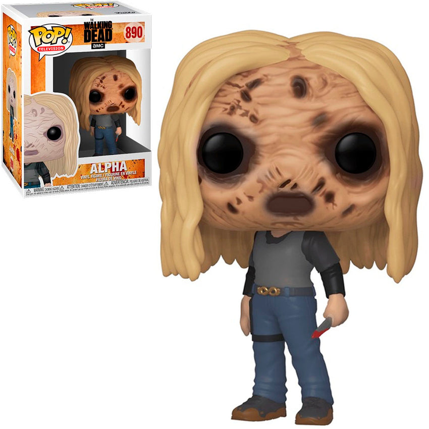 FUNKO POP TELEVISION THE WALKING DEAD - ALPHA 890