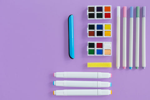 Colorful pen as back to school gifts