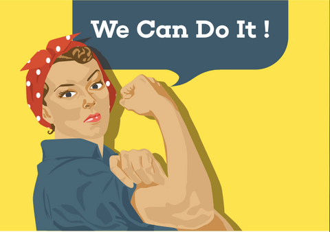 celebrating strong women on women's equality day