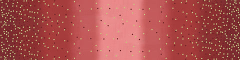 New Ombre Confetti Metallic Mulberry