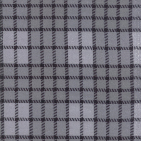 Farmhouse Flannels Farmer's Plaid Steel