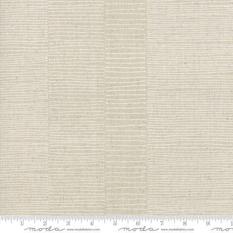 Breeze Mochi Linen Fire Lines Flax White
