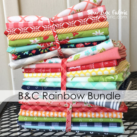 Bonnie and Camille Rainbow Bundle Grab Bag