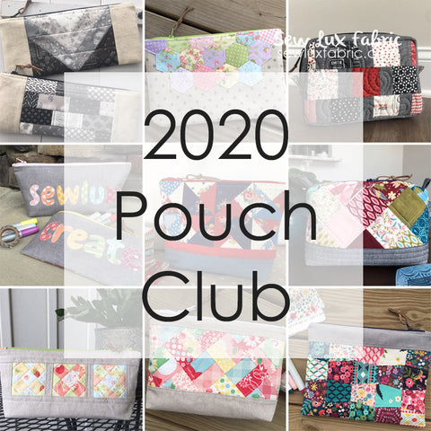 2020 Pouch Kit Club - 1 Year Gift Subscription