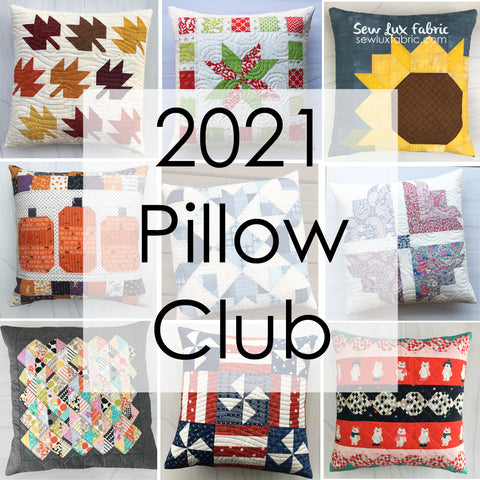 2021 Pillow Club Reservation