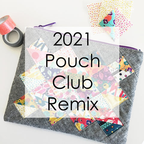 2021 Pouch Kit Club - 1 Year Gift Subscription
