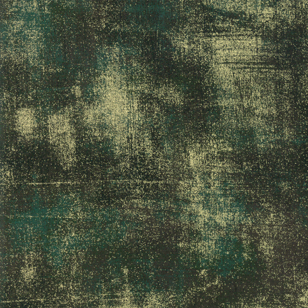 Grunge Metallic Christmas Green