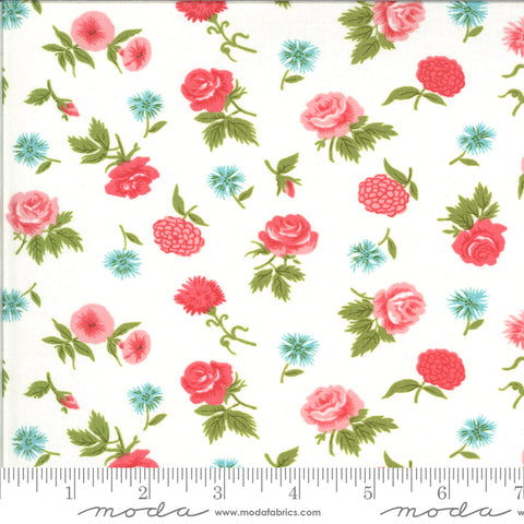 Pocketful of Posies Dixie Porcelain Rosie