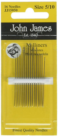 John James Milliners Needles
