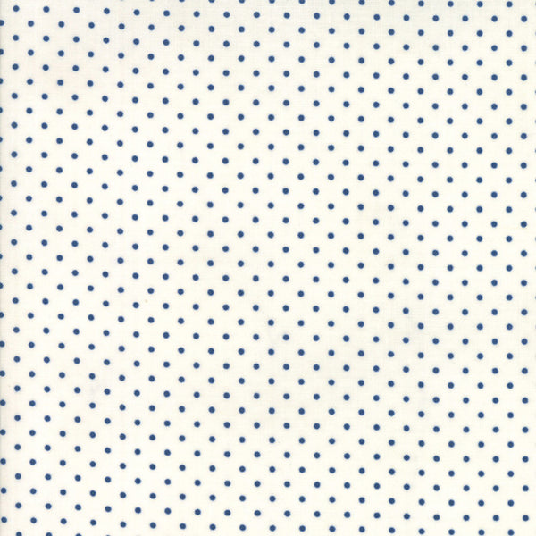 Essentially Yours Essential Dot White Liberty Blue
